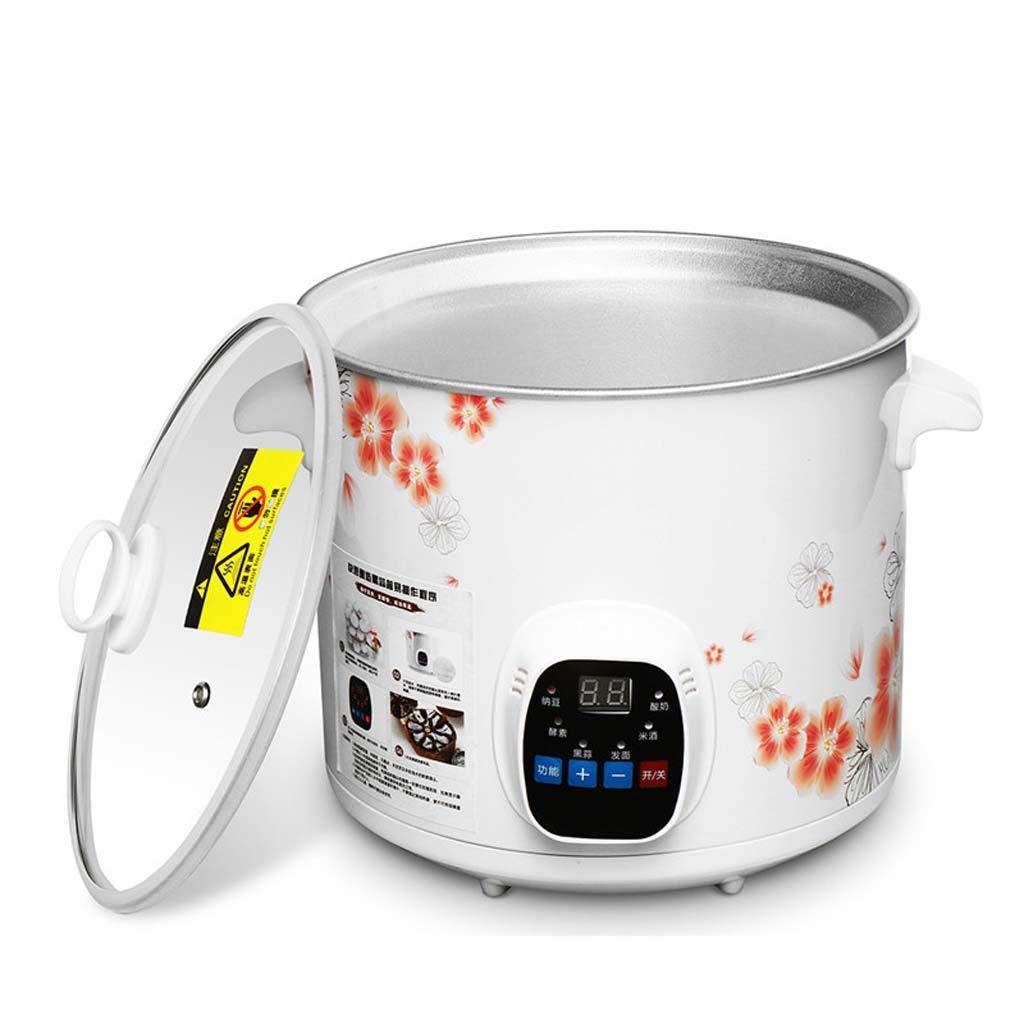 New Automatic 6L black garlic fermenter home DIY fermenter manufacturer black garlic fermentation machine yogurt