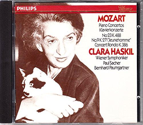 Mozart: Klavierkonzerte Nr.9 K.271 & Nr.23 K.488