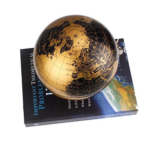 magnetic floating globe instructions