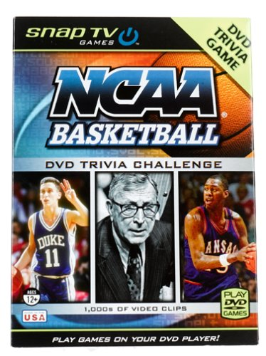 NCAA Basketball DVD Trivia Challenge ()