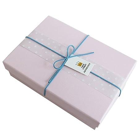 La Caja de Regalo Rectangular Rosa Claro Puede almacenar la Camisa ...