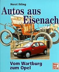 Autos aus Eisenach