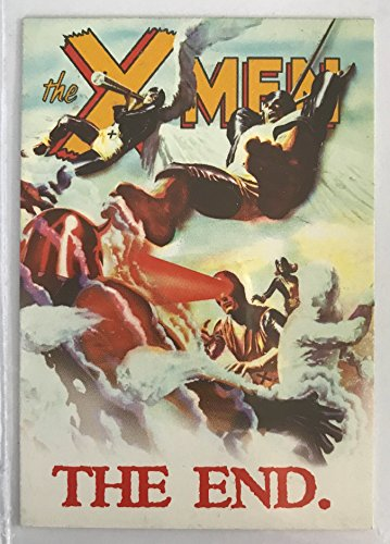 (X-Men The End 1994 Promo Checklist Card)