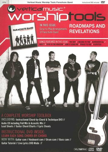 Roadmaps and Revelations [With CD and Instructional DVD] (Worshiptools)