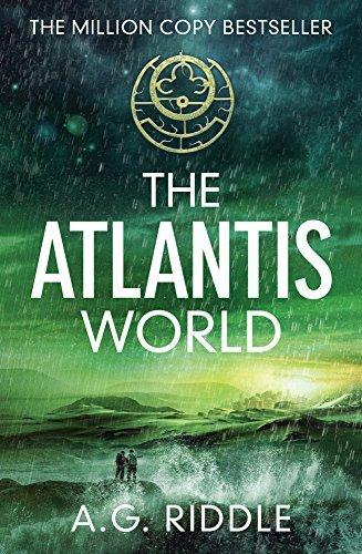 Atlantis World Origin Mystery Book