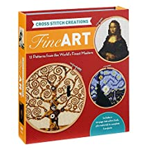 Cross Stitch Creations: Fine Art: 12 Patterns from the World's Finest Masterpieces