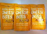 A bundle of 3 bags of delicious oven baked cheese bites, made from 100% cheese (grana padano cheese), direct from Italy and made specially for Trader Joe's. Perfect for folks looking for a low carb snack (each bag contains less than 1g of carbohydrat...