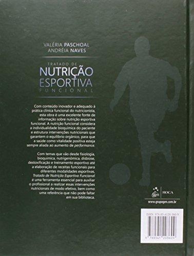 Tratado de Nutrição Esportiva Funcional