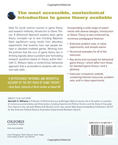 game theory political science examples