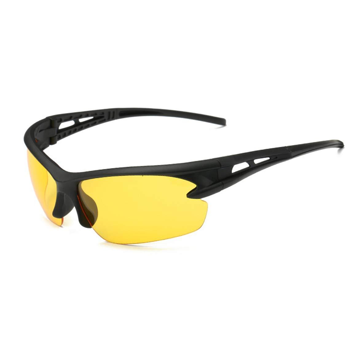 Protecci/ón UV400 Polarizada Deportes Gafas de Sol Ciclismo para Hombres Mujeres Ultralight Conducci/ón Anti-Reflexivo TR90 Gafas