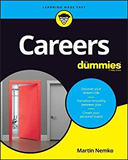 Book Cover: Careers For Dummies