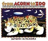 From Acorn to Zoo, Satosh Kitamura, 0374424837
