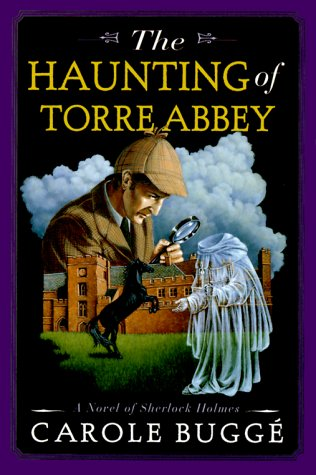 book cover of The Haunting of Torre Abbey