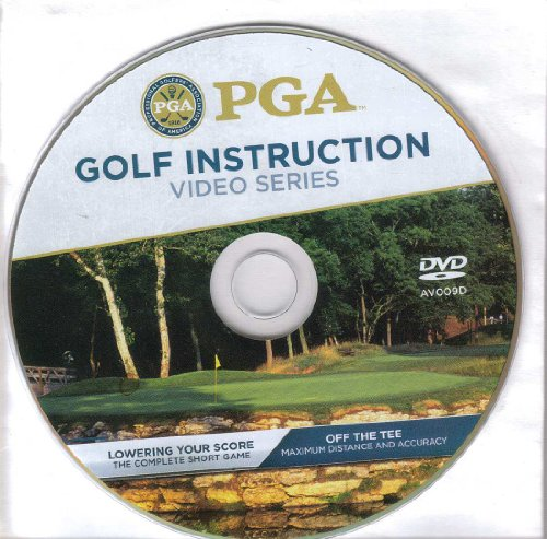 Lowering Your Score & Off the Tee (PGA Golf Instruction Video Series) -