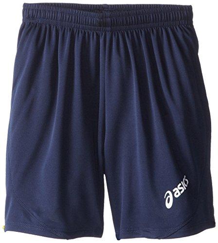 ASICS Junior Rival Short (azul marino), grande