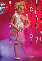 Princess Paradise Girls Pink and Silver Diva Child Costume