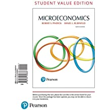 Amazon robert s pindyck microeconomics economics books microeconomics student value edition 9th edition fandeluxe