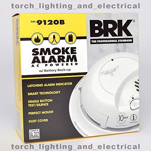 9120b first alert smoke alarm