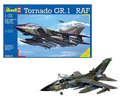 Tornado GR.1 RAF 1-72 Plastic Model Kit by Revell Germany