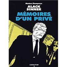 ALACK SINNER T01 : MÉMOIRES D'UN PRIVÉ (NB)