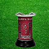 TAMPA BAY BUCCANEERS TART WARMER - FRAGRANCE LAMP - BY TAGZ SPORTS