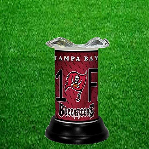 - TAGZ Sports Tampa Bay Buccaneers Tart Warmer - Fragrance LAMP