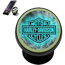 Harley_Motorcycle_Davidson Magnetic Phone Holder for Car Dashboard