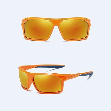 Z&HA Gafas De Sol con Lentes Polarizados Hombres Al Aire ...