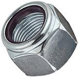 Stainless Steel Nylon Lock Nut - M2.5 by RKLTools.co.uk