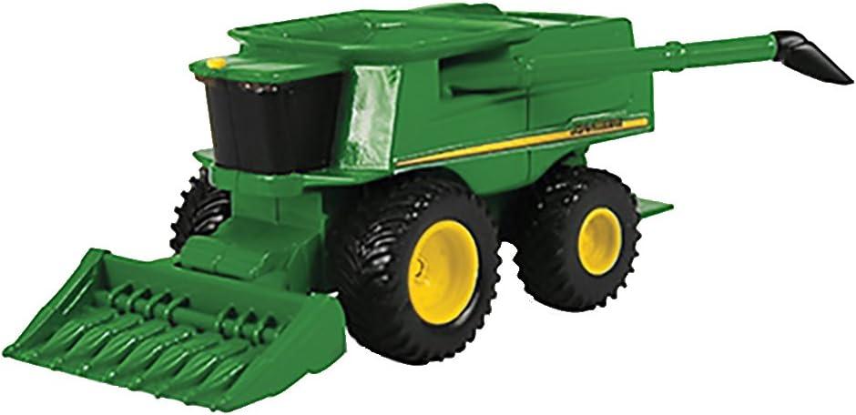 TOMY John Deere Combine Mini with Grain Head SG/_B01C4GPTQW/_US