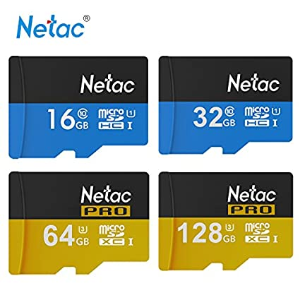 Tarjeta KTC Computer Technology Netac Micro SD SDHC / SDXC UHS-I ...