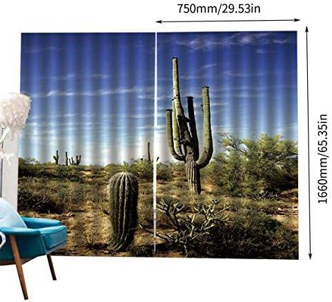 QinKingstore 3D色とりどりのウチワサボテンデジタル印刷防水カビシャワーCurtain150 * 166