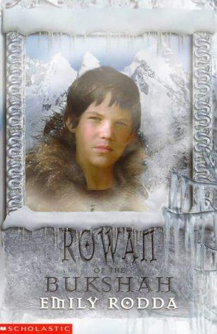 Rowan of the Bukshah (Rowan of Rin)