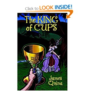 The King of Cups: A Novel James Quina