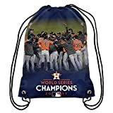 FOCO ASTROS W.S. CHAMPION DRAWSTRING BACKPACK TEAM CELEBRATION