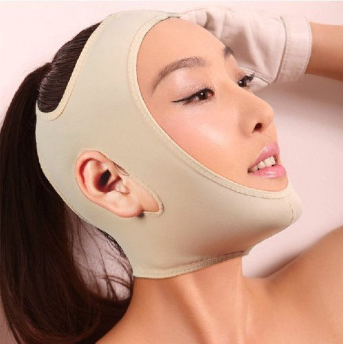 KOLIGHT Full Face Slimming Breathable Compression
