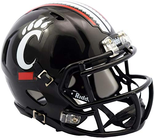 Cincinnati Bearcats Riddell Speed Mini Football Helmet