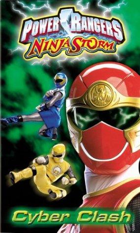 Power Rangers Ninja Storm [Alemania] [VHS]: Amazon.es: Peter ...