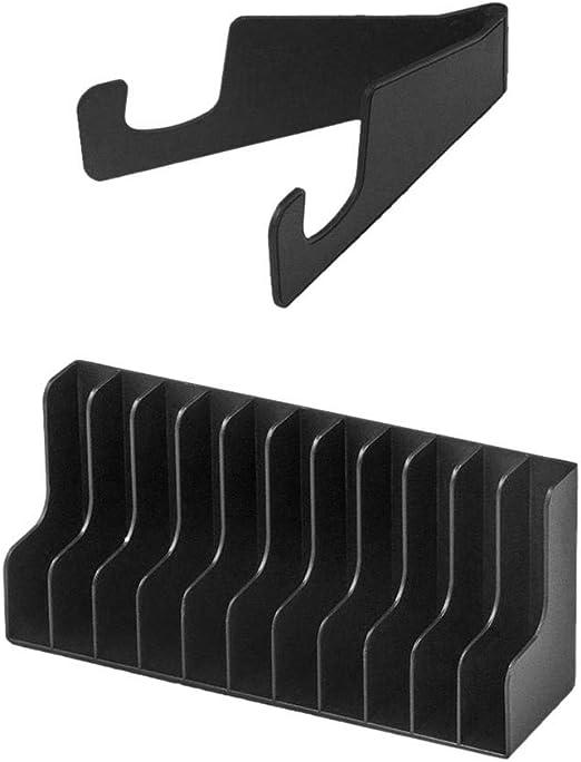 Godya 2 en 1 caja de tarjetas de juego, soporte para disco de juego para Nintendo Switch: Amazon.es: Hogar