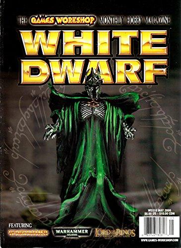 - White Dwarf 316 (The Games Workshop monthly hobby magazine)