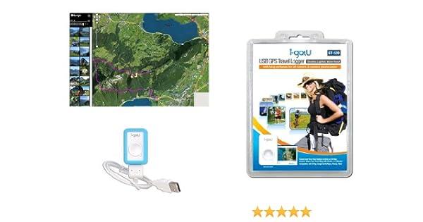 Toy Gps Data Logger : Amazon i gotu gt travel master usb gps data logger