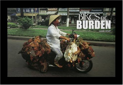 Bikes of Burden by Brand: Visionary World Ltd.