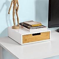 SoBuy® - FRG179-WN,IT - Pequeño armario para guardar cápsulas de ...