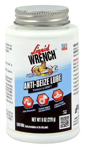Liquid Wrench L808 Anti-Seize Lube - 8 oz.
