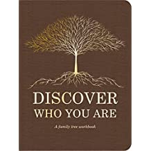 Piccadilly Discover Who You Are: A Family Tree Workbook (9781620099476)