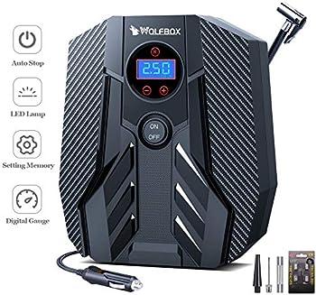 Wolfbox Portable Air Compressor