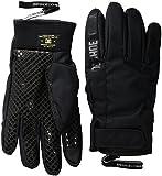 DC Men's Deadeye Snow Gloves, Black, L