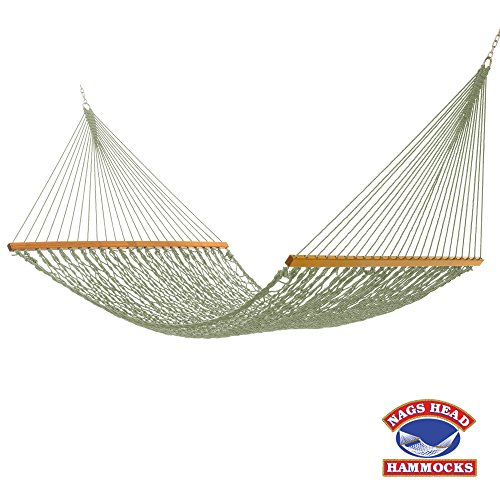 H15MDW Admiral Duracord Rope Hammock, Meadow ()