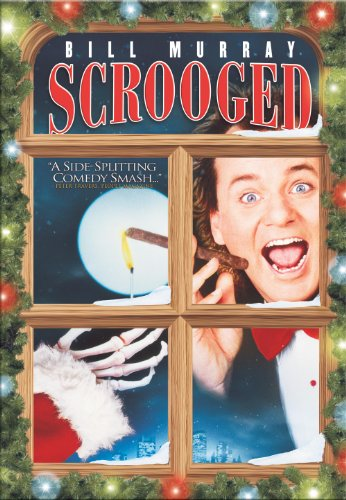 Scrooged from Paramount Home Entertainment