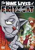 The Nine Lives Of Fritz The Cat [1974] [DVD]